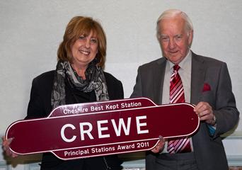 Principal Stations Award 2011