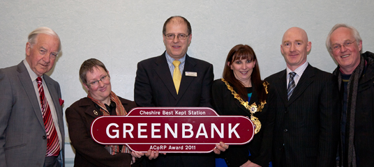 ACoRP Award 2011