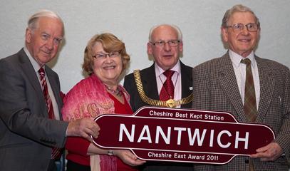 Cheshire East Award 2011