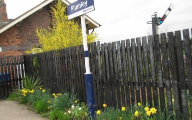 Cheshire Best Kept Stations 187 Cheshire Best Kept Stations
