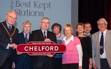 The Cheshire East Award 2014