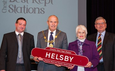 The Cheshire West and Chester Award 2014