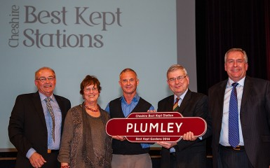 The Best Kept Gardens Award 2014
