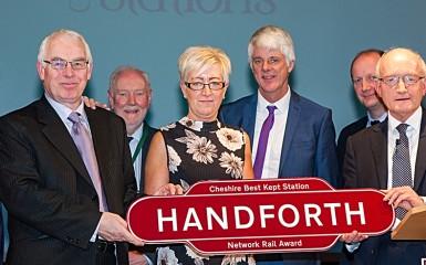 The Network Rail Award 2015